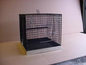 Sugar Glider Folding Cage 18x18x18