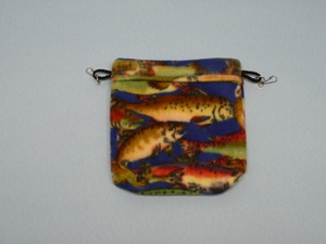Hanging Cage Pouch