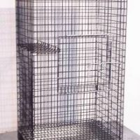 Truckers Travel Cage